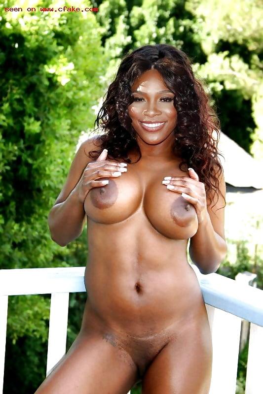 Serena Williams Nude Porn