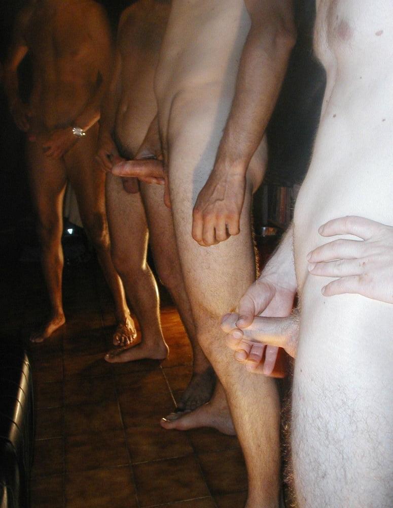 Homemade mature swinger party