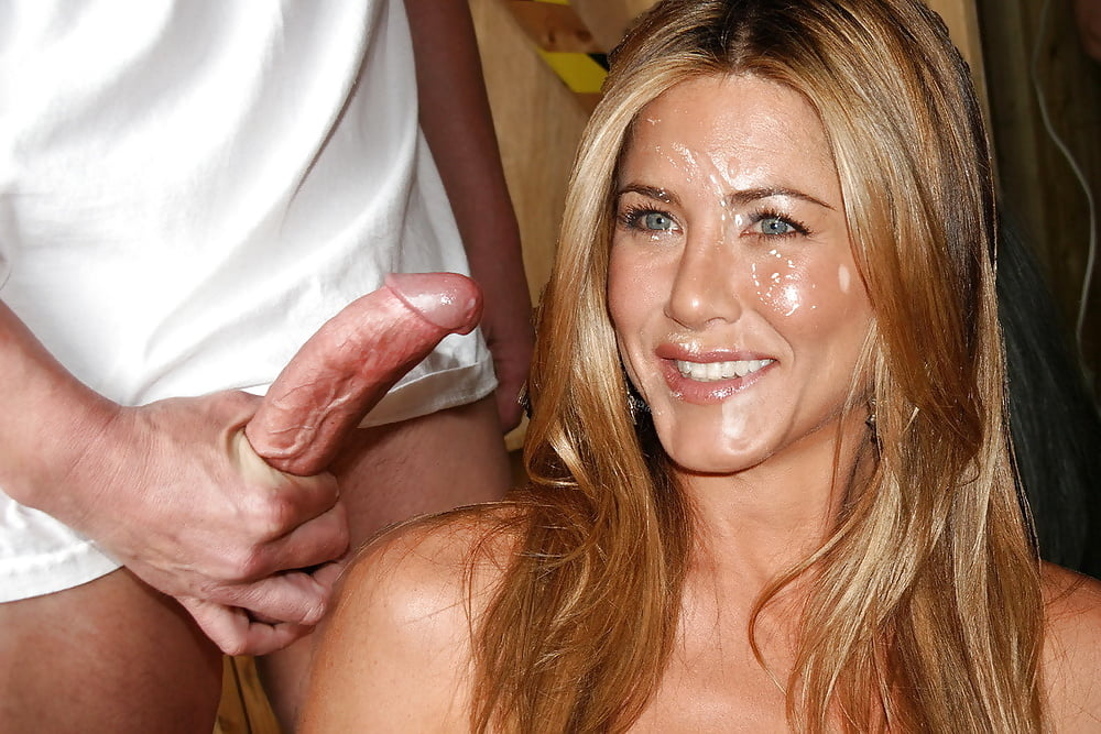 Jennifer aniston cum nude fakes 12