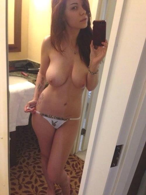 Random sluts showing off- 25