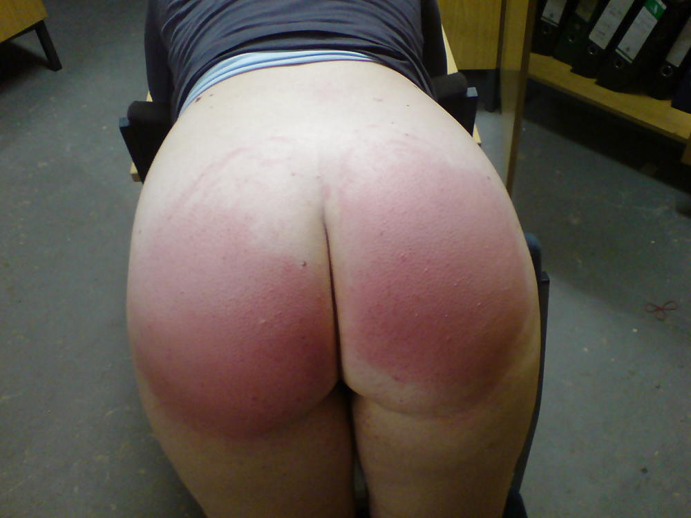 His band wife extreme spanking photo