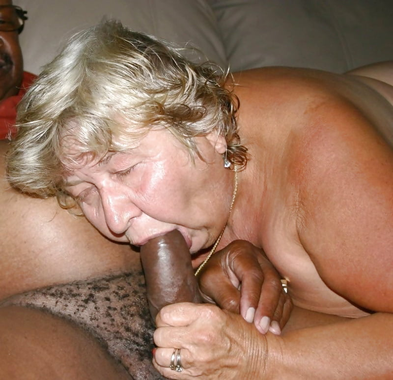 Three Large Cocks Is What This Old Granny Loves To Have