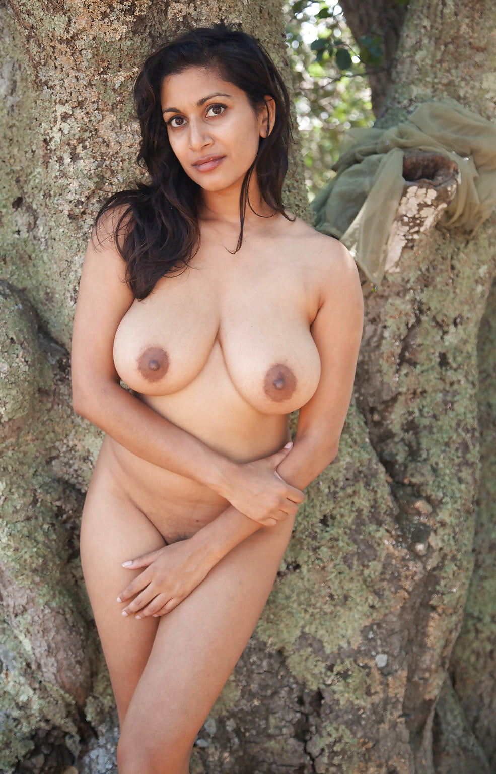 Shilo busty nude indian