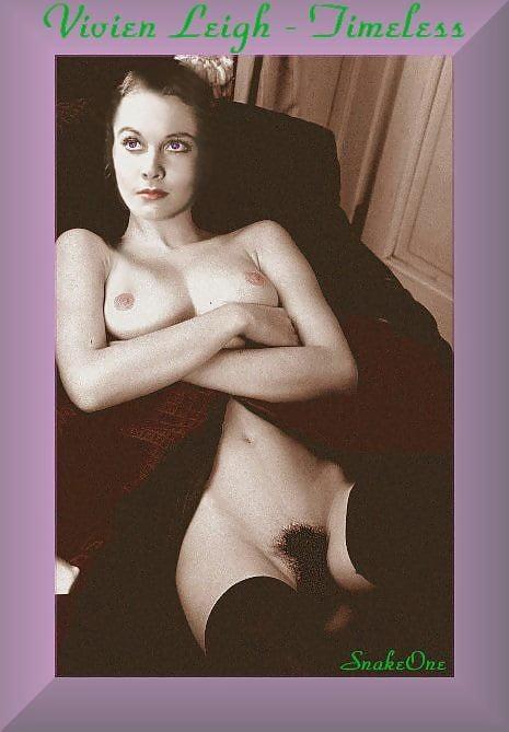 vivien leigh naked