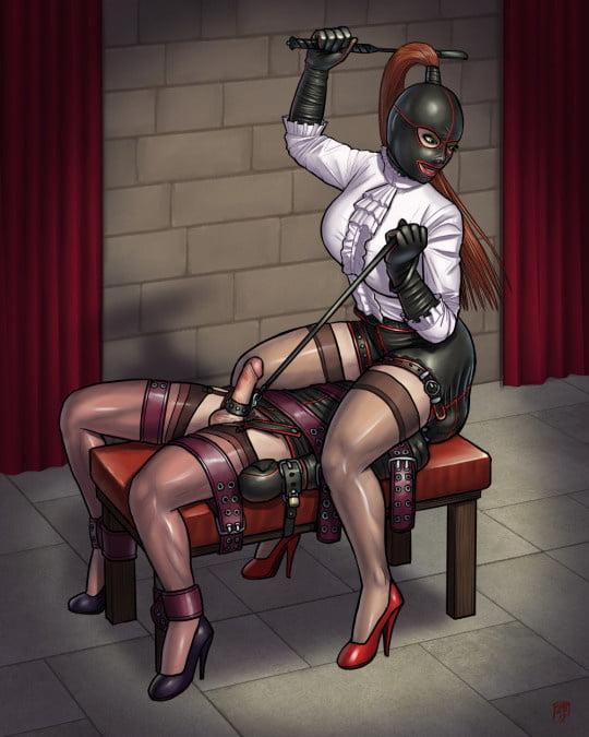 Bdsm Bondage Torture Femdom Splank Lovers Luxuretv 1