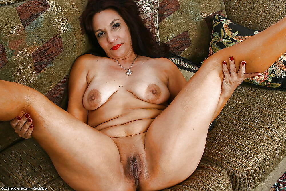 Hairy mature hispanic nude