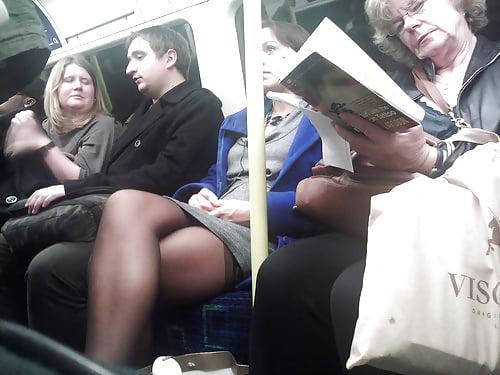 Metro train xvideo