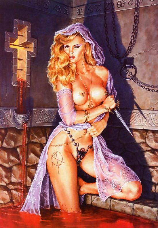 Erotic fantasies and stories