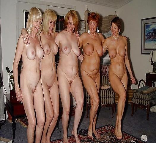 Эротические фото зрелых женщин на танцах