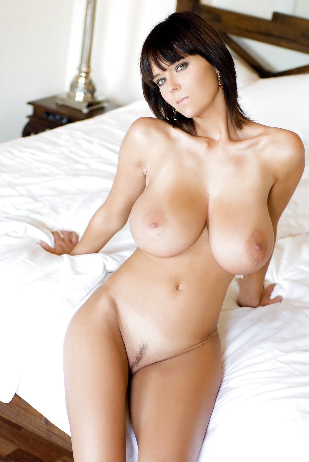 Naked Women Playing With Their Big Boobs