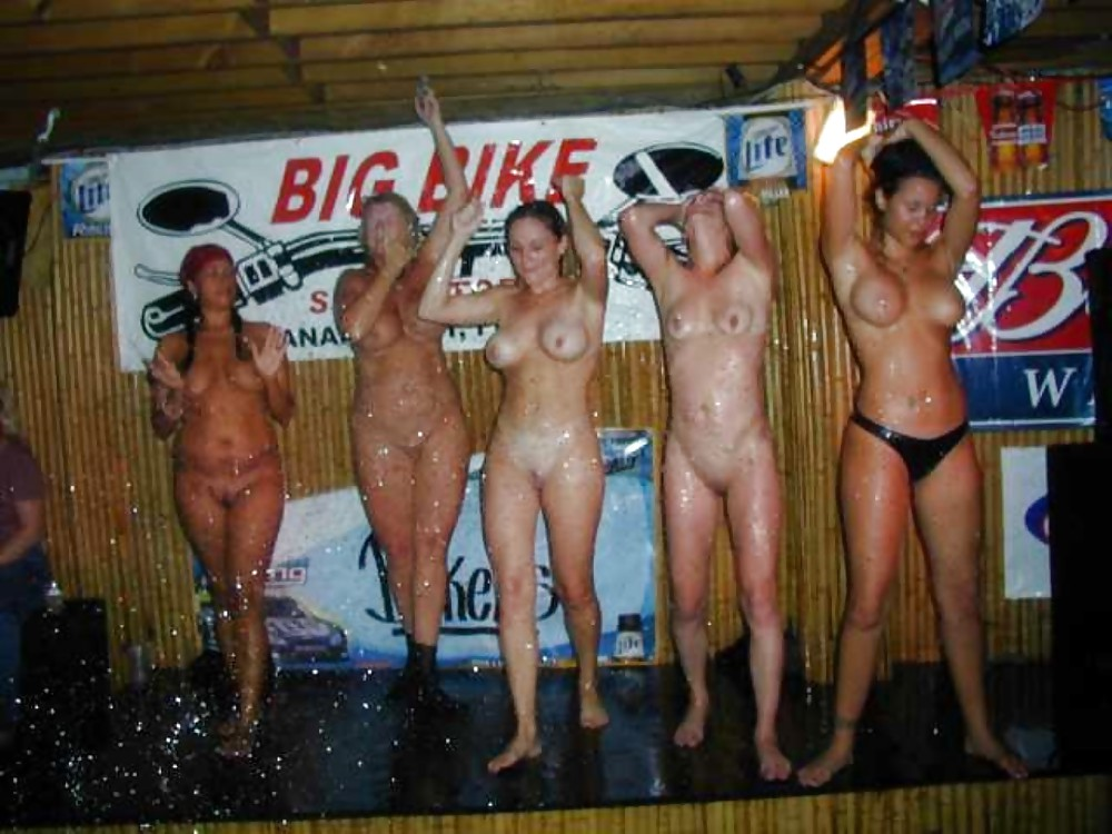 Naked crazy women