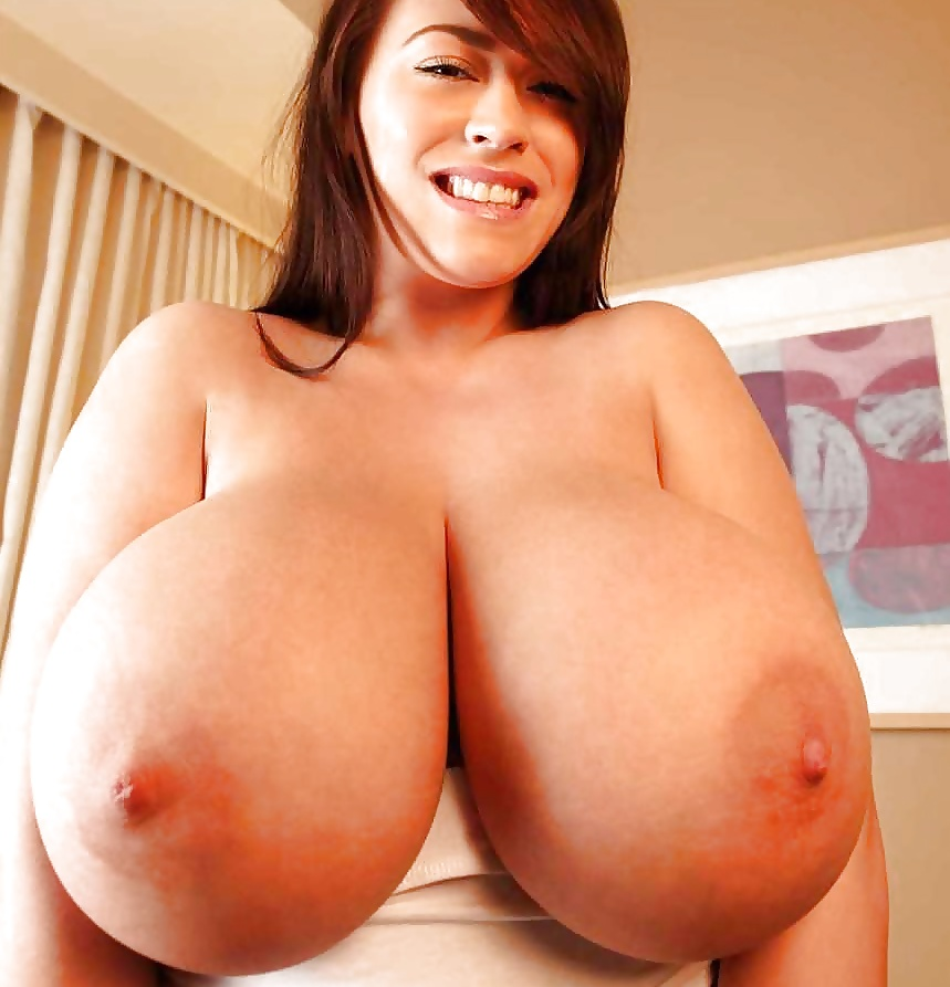 Monster real big boobs