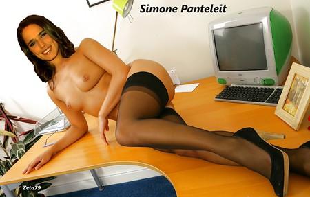 nackt Panteleit Simone Simone Panteleit