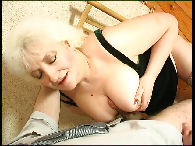 Wife catches her man fucking her mom-8400