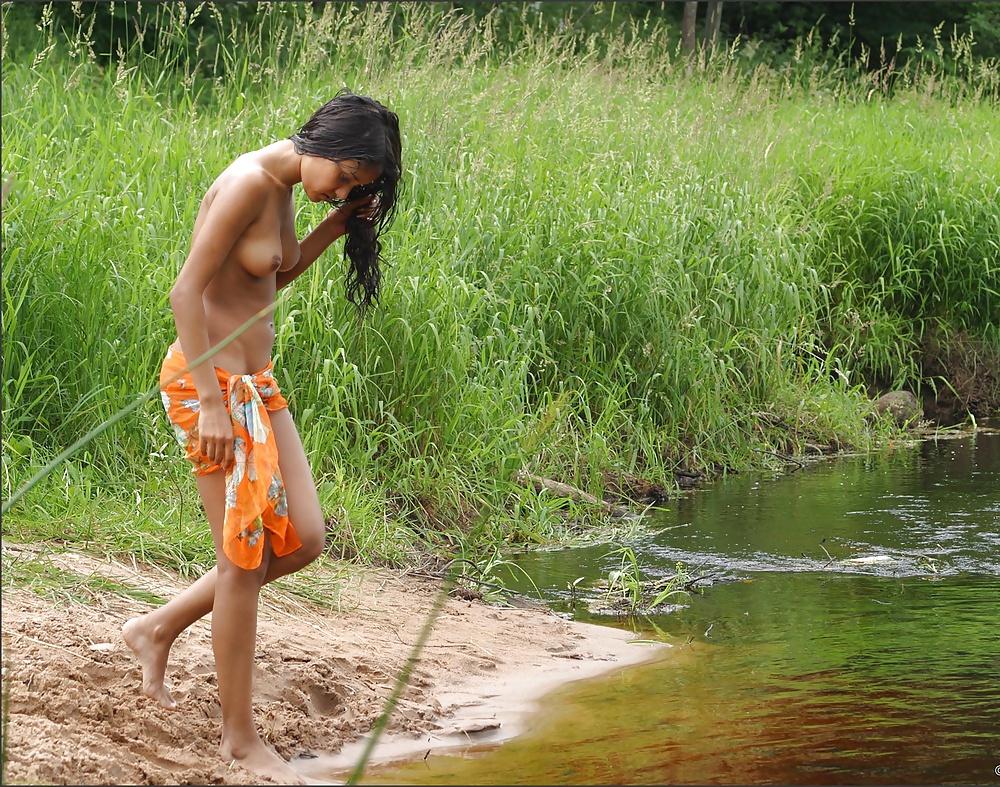 Karina with nude bhabhi in jungle glory holes jessica