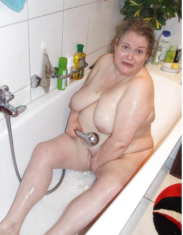 Search granny shower