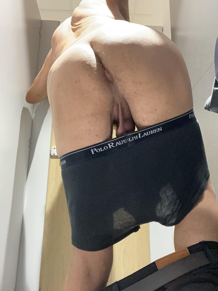 Me at toilet at work- 15
