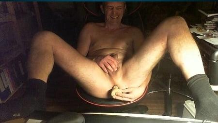 Glory hole nude