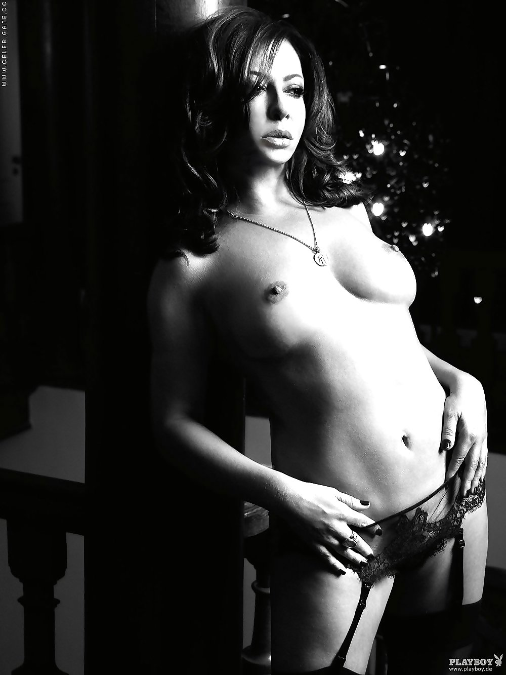 Thomalla playboy bilder nackt sophia Ach du