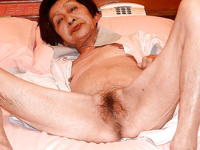 Asian grannies nude timers having anal