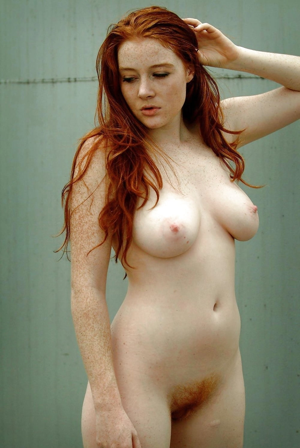 Nude redhead naked galleries — photo 15