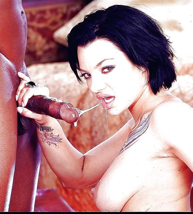 Belladonna is an anal porn star
