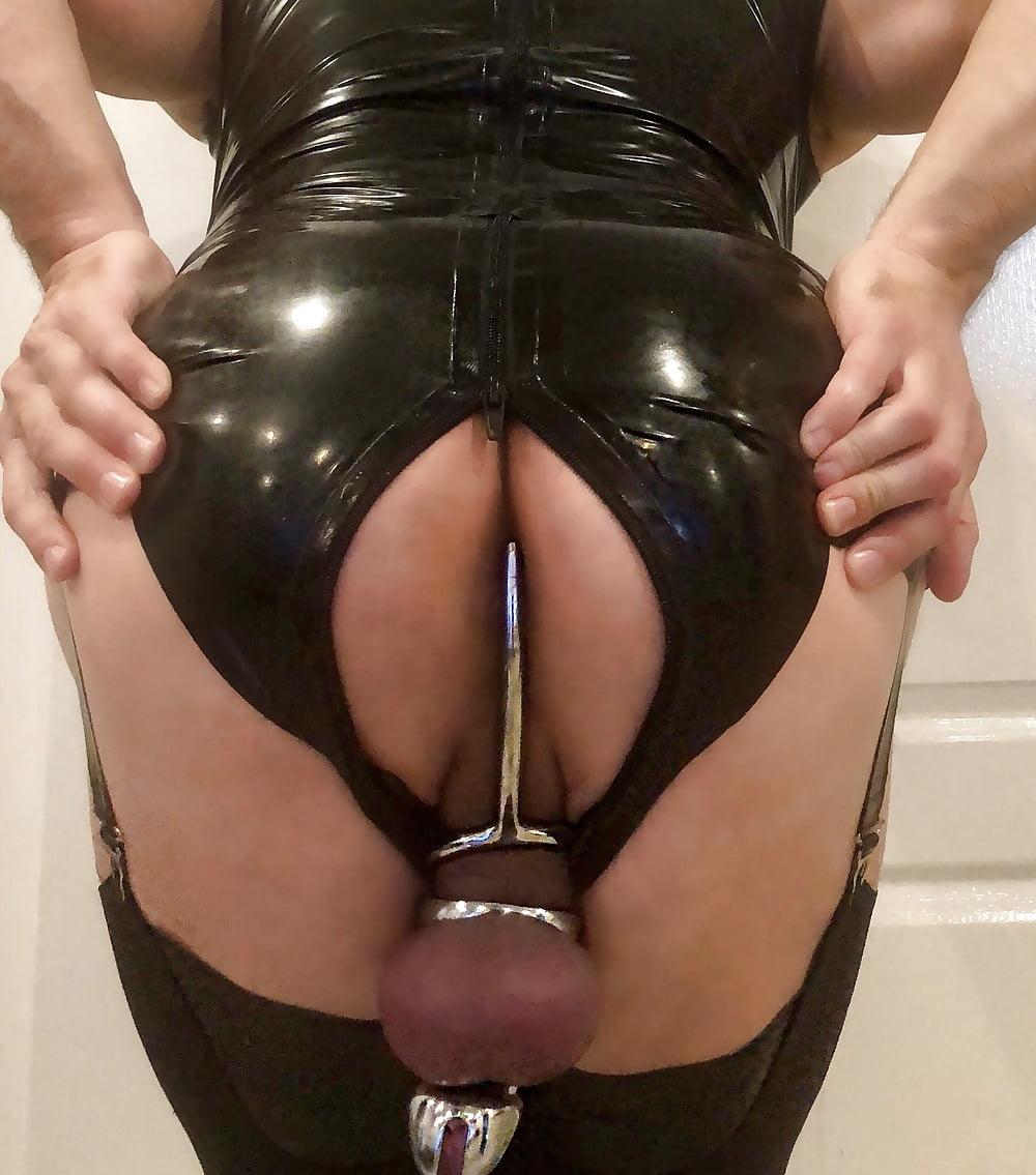 Dual Cock Ring Wball Strap