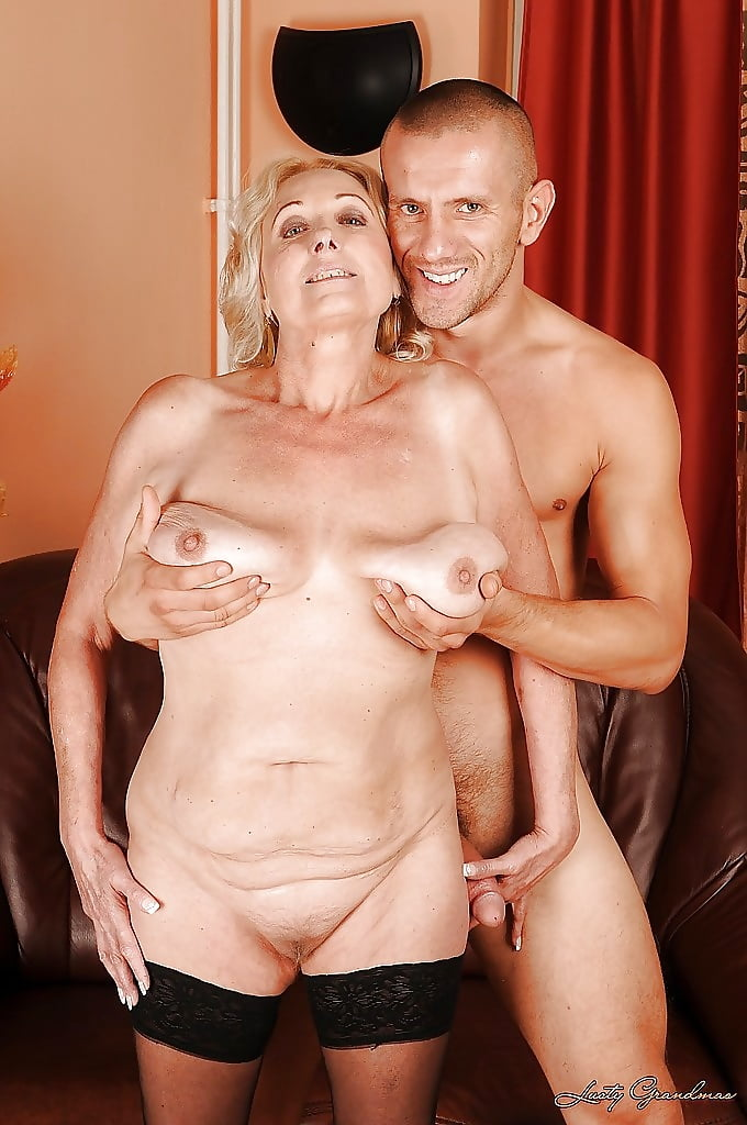 Older woman younger man soft porn — 3
