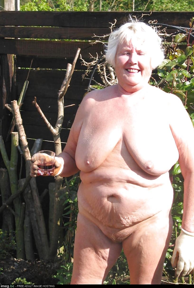 Aged Granny Porn
