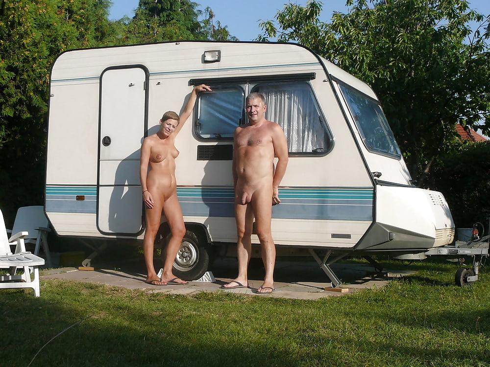 Mature camper sex