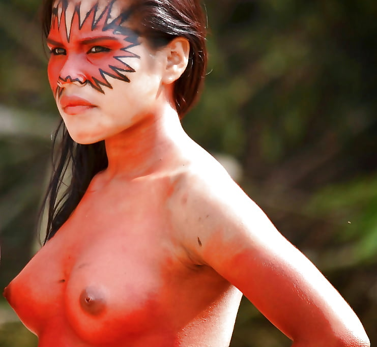 Naked amazon tribes pics, elly tran topless