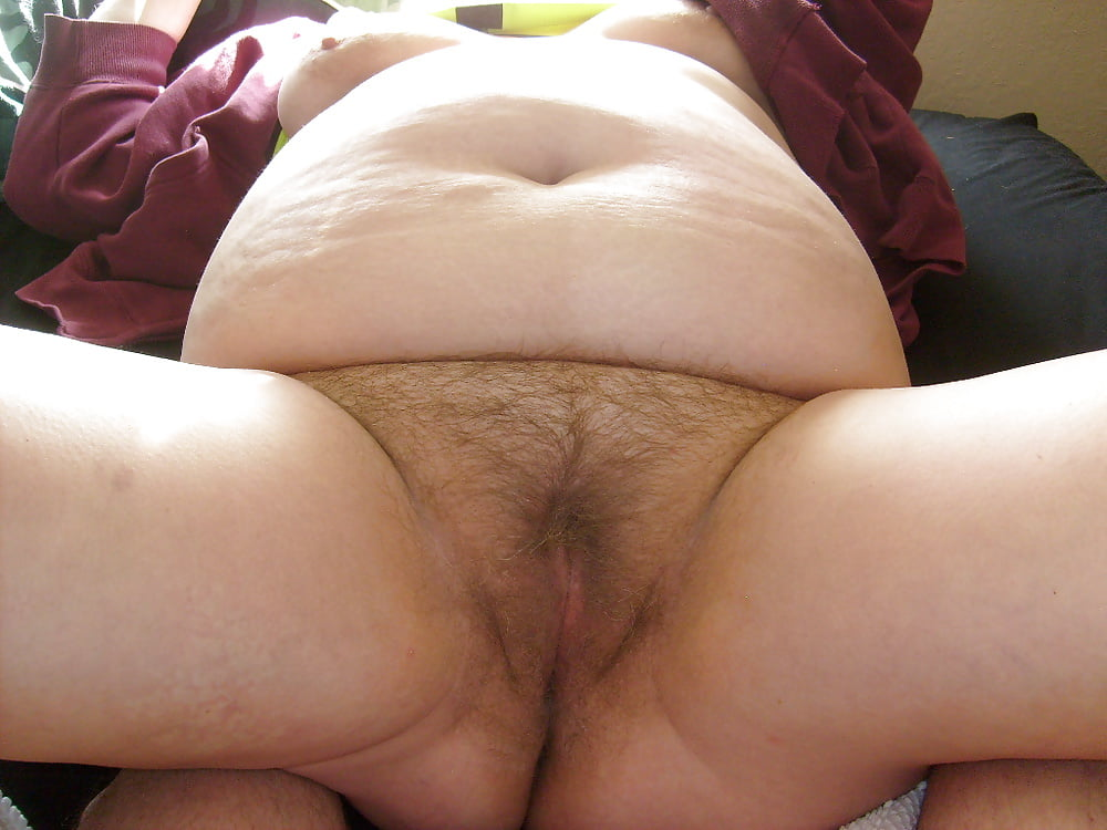 pussy Huge cunt hairy