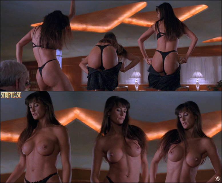 Striptease Publicity Still Of Demi Moore
