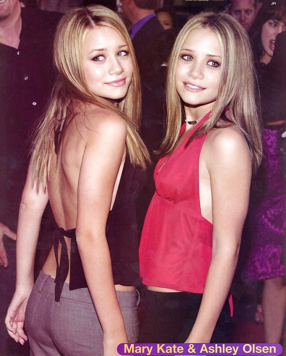 Ashley Olsen And Mary