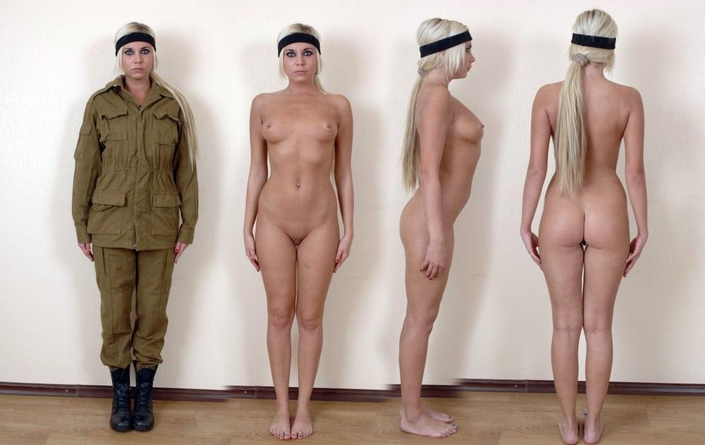 Dress up naked