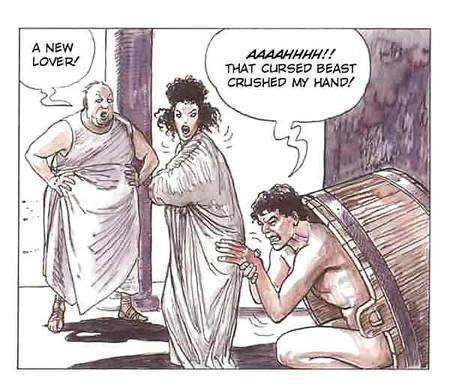 Erotic comics a graphic history