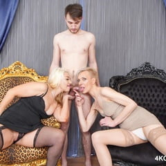 Mature Bitches Playing With My Meat Stick At 4KCFNM