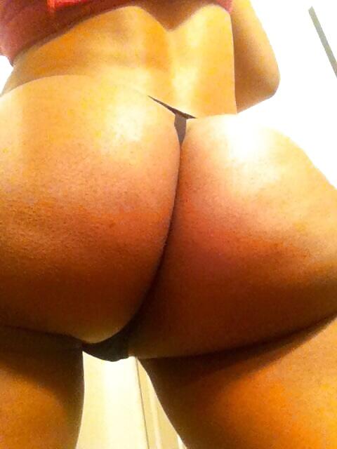 Big black booty selfies-3054