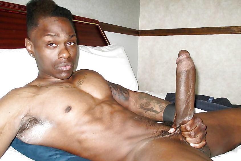 Big black dick threesome