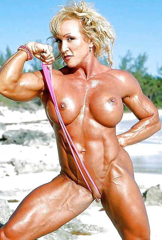 Nude black female bodybuilders porn