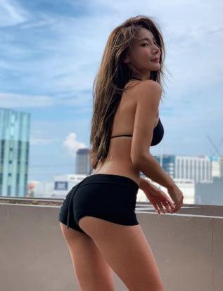 Hot sexy korean model-1891