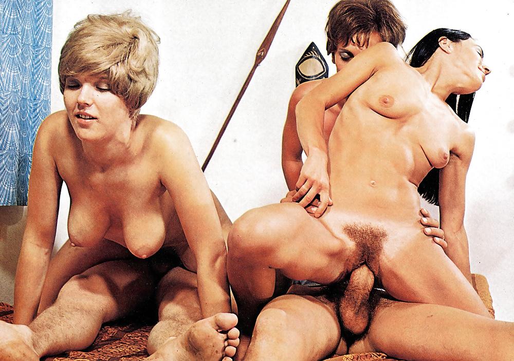 Hardcore retro vintage porn archive