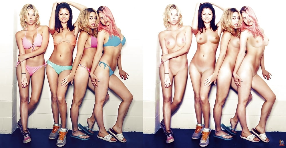 Ashley benson nudes leaked online extra beach nudes