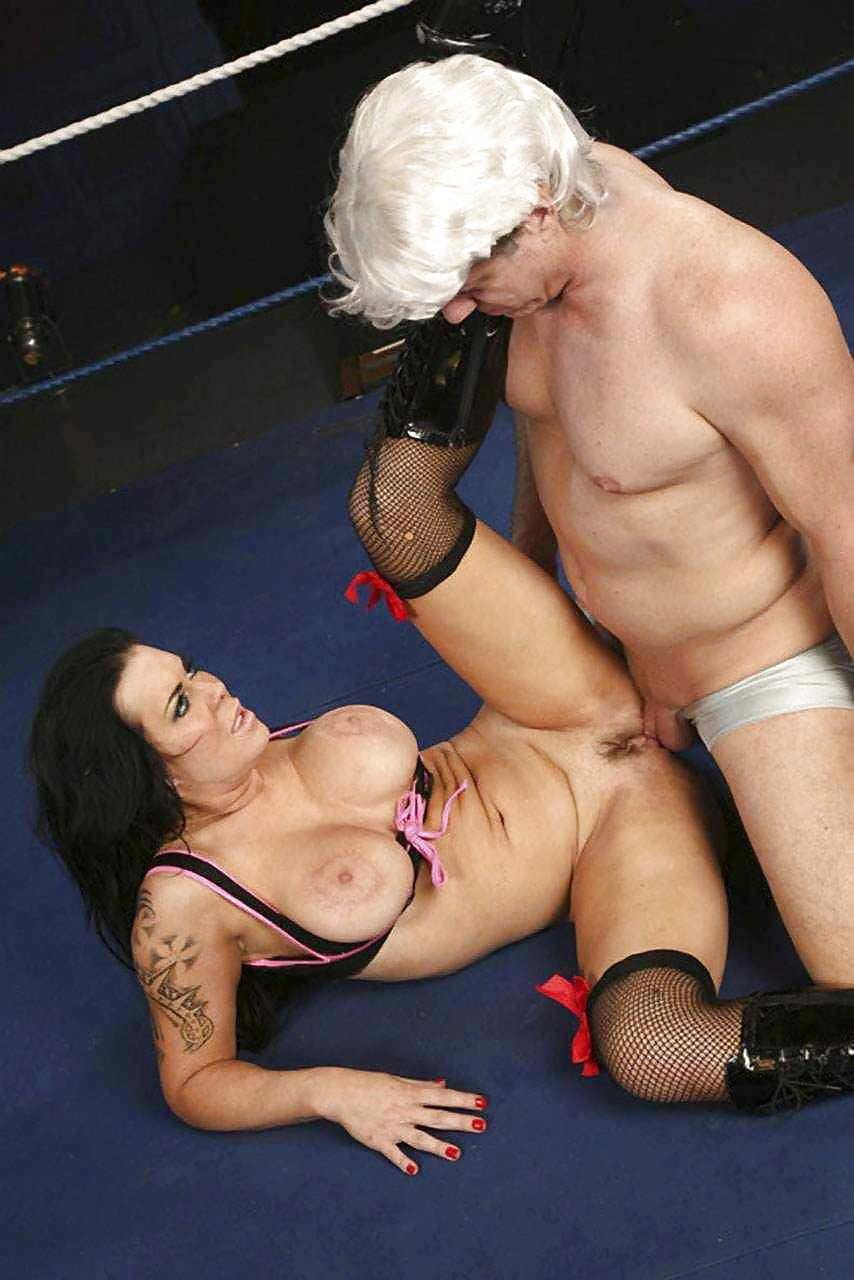 Chyna wrestler anal