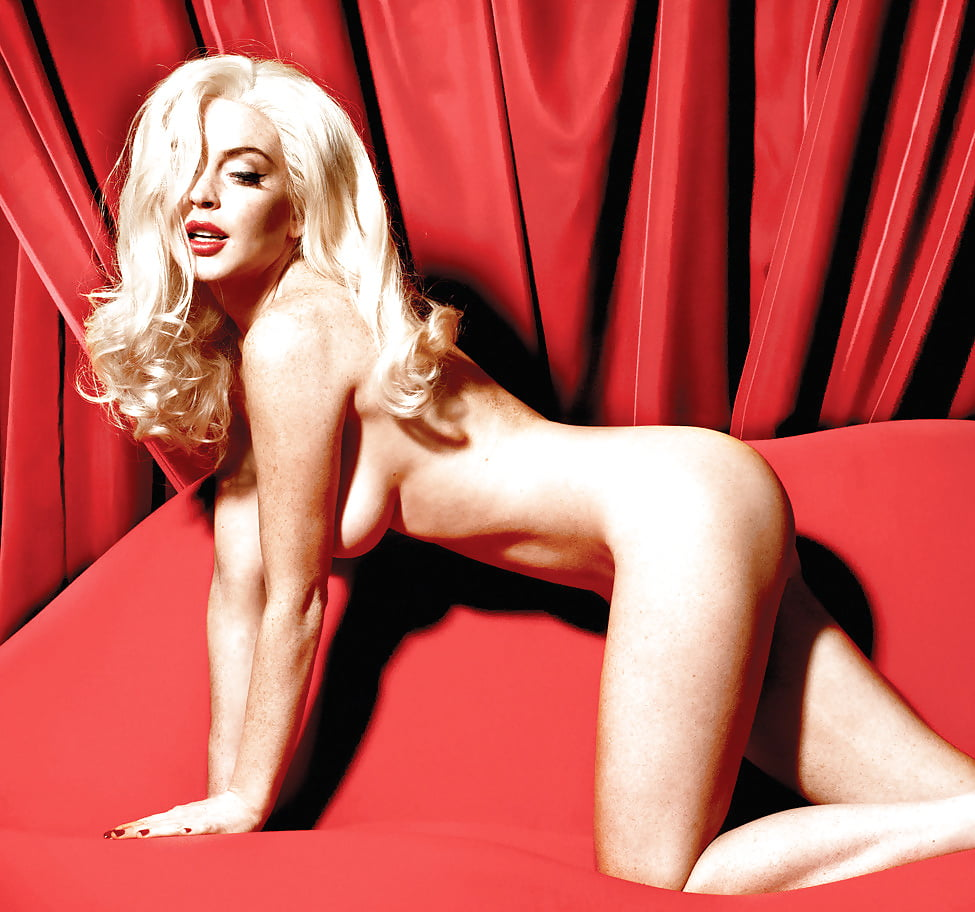 lindsay-lohan-nude-as-marilyn-monroe