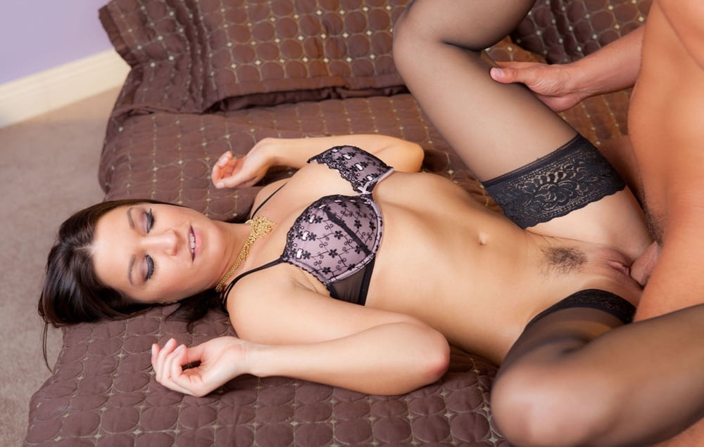 Sexy lingerie babes solo
