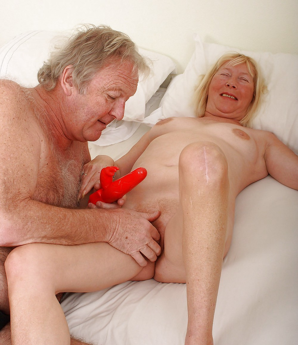 Uploaded older couple sex