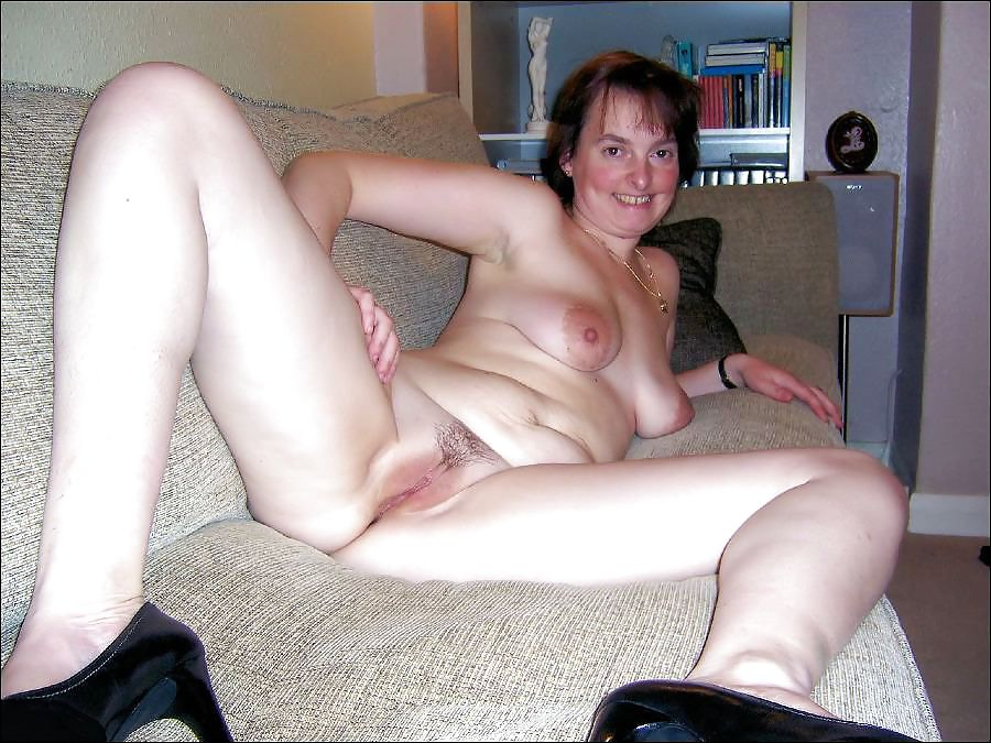 Ugly Mature Housewife