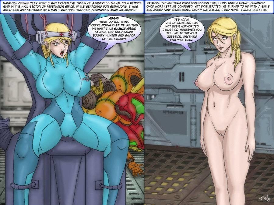 Samus sex game