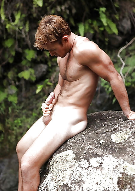 See and save as outdoors naked mature men hard cock porn pict